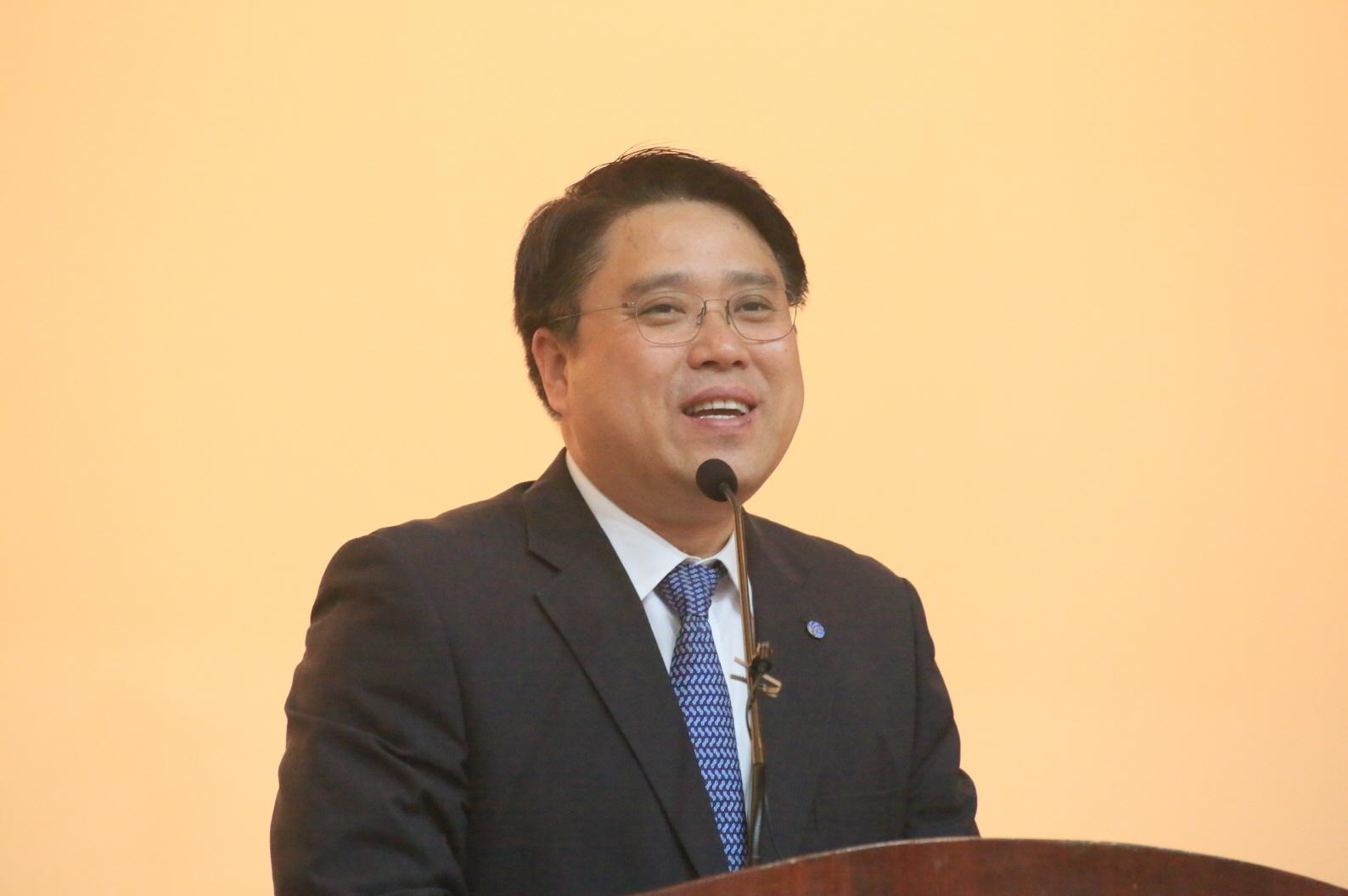 크기변환_축사하는 송광석 남북통일운동국민연합 회장.JPG